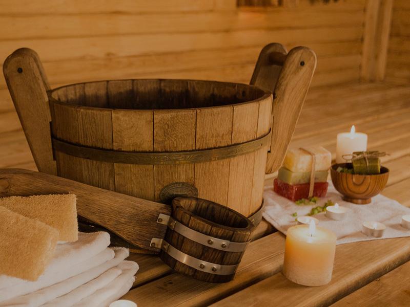 Lieblingsplatz Pellworm Sauna