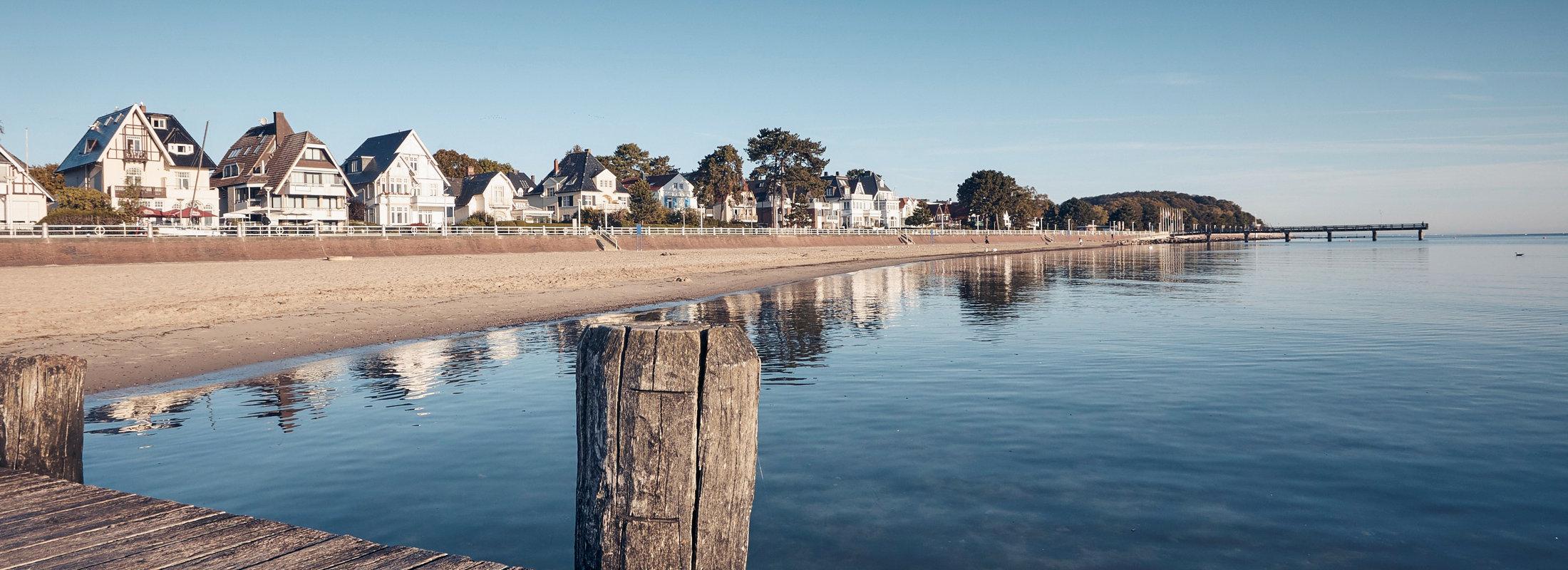 Entspannen an der Ostsee.