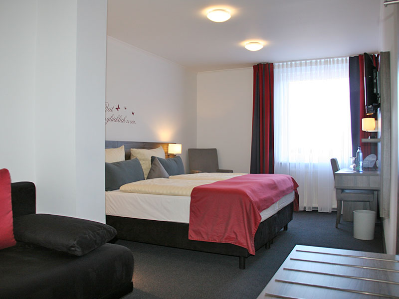 Lieblingsplatz Harz Doppelzimmer Deluxe