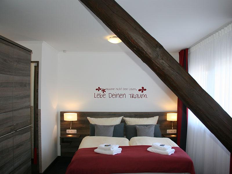 Lieblingsplatz Harz Doppelzimmer Komfort