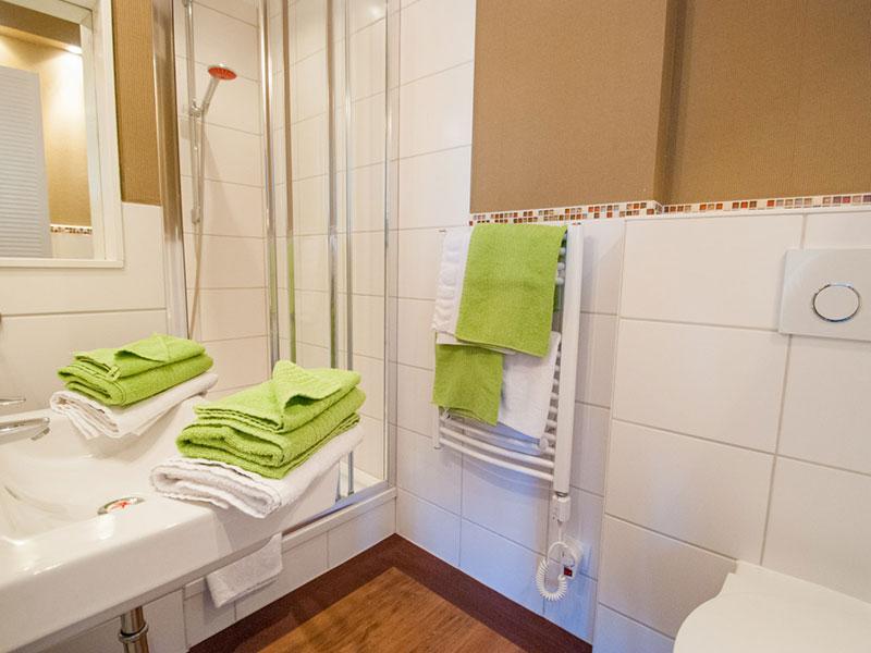 Lieblingsplatz Pellworm Doppelzimmer Standard