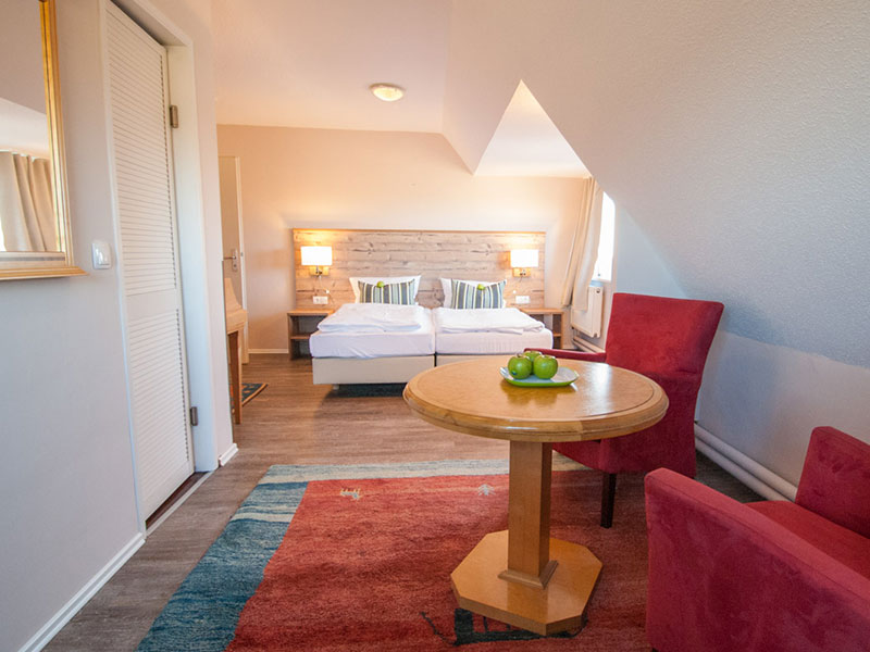 Lieblingsplatz Pellworm Doppelzimmer Komfort