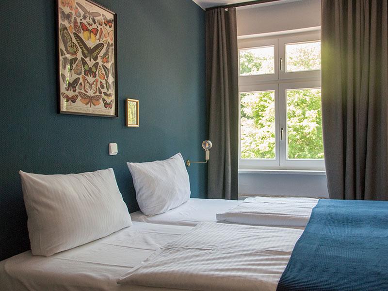 Lieblingsplatz Rügen Doppelzimmer Komfort