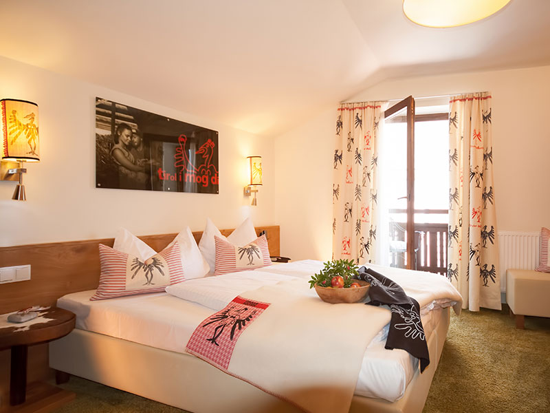 Lieblingsplatz Tirol Doppelzimmer Deluxe