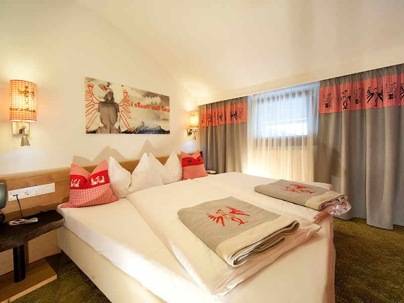 Lieblingsplatz Tirol Suite Adlerin