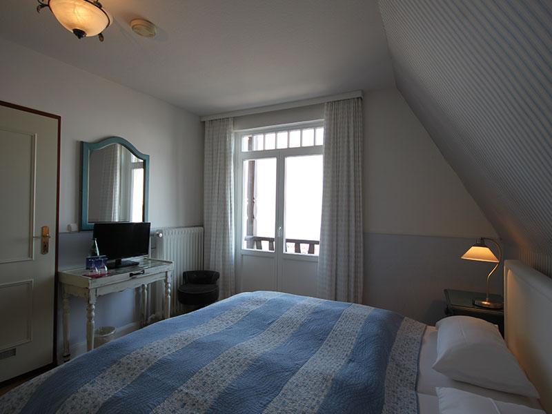 Lieblingsplatz Travemünde Doppelzimmer Meerblick Balkon